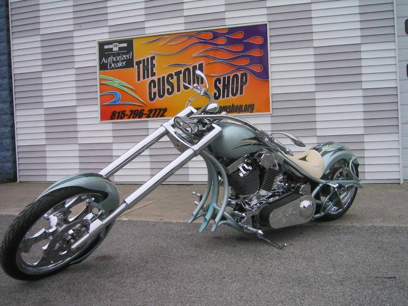 Green Chopper