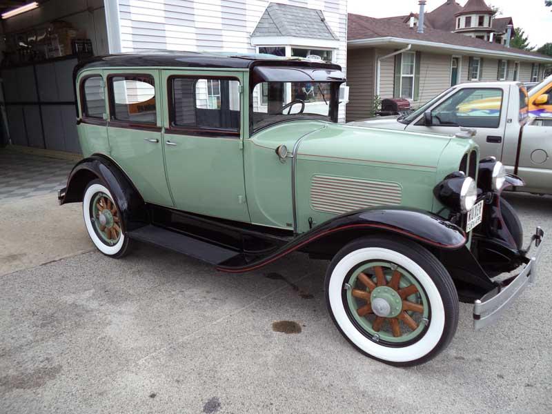 Pontiac Big Six - Wikiwand