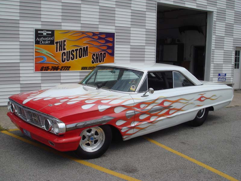 Christina's 64 Galaxie