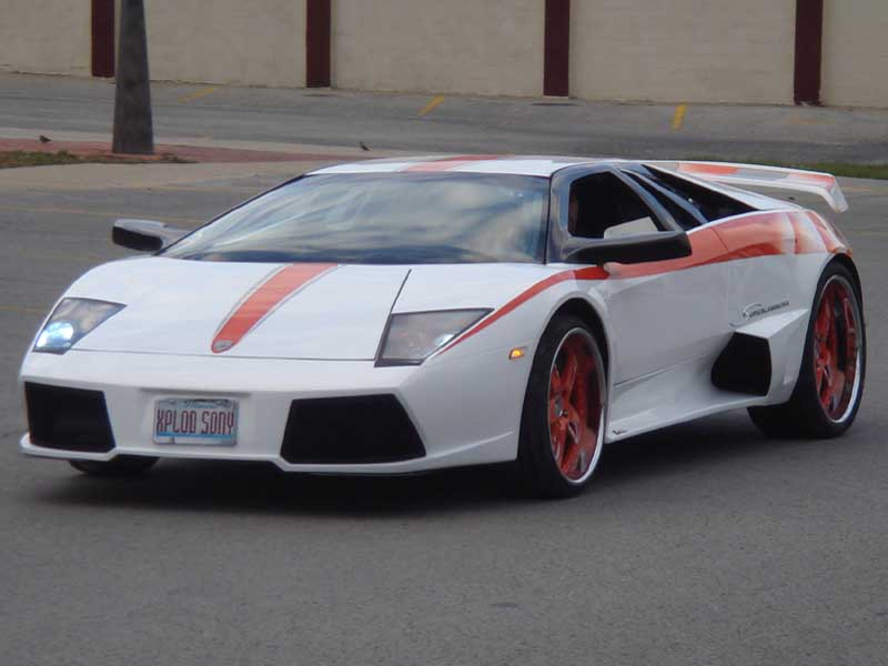 Superleggera replica