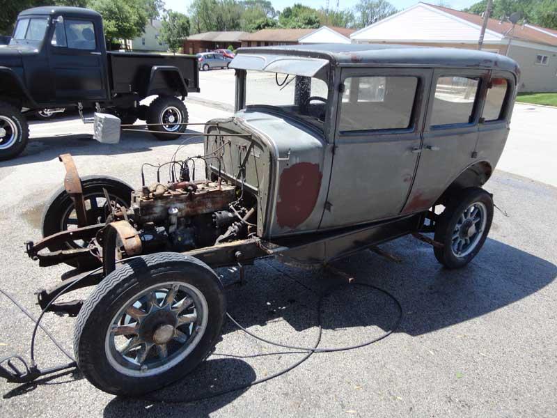 Cars 1929 Pontiac Main Page 1