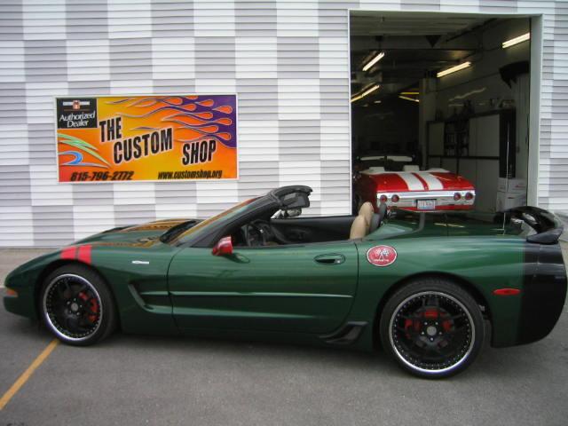 Custom Corvette Clayton S C5 Main