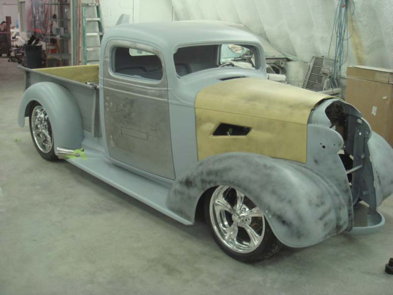 Larry's 38 Chevy